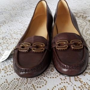 Butter Leather Coach Loafers that are Devine (11B)